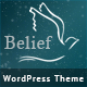 Belief – Church WordPress Theme  Free Download