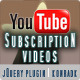 YouTube Subscription Videos - CodeCanyon Item for Sale