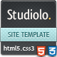 Studiolo - Premium site template - ThemeForest Item for Sale