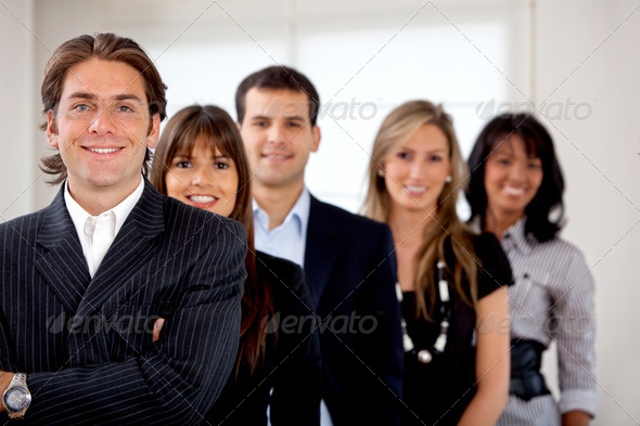 Business group - Stock Photo - Images
