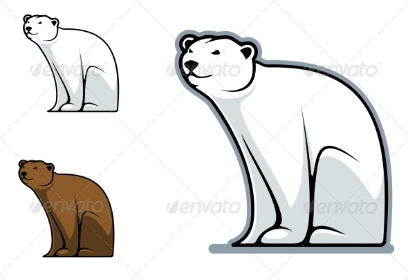 GraphicRiver Funny bear 4071338