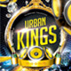 Urban Kings Flyer Template - GraphicRiver Item for Sale