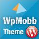 WpMobb - Wordpress Mobile Template - ThemeForest Item for Sale