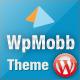 WpMobb – WordPress Mobile Template  Free Download