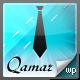 Qamar - AJAX Portfolio WP Theme for Photographers