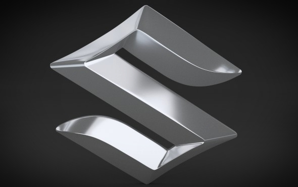 3DOcean Suzuki Logo 4072343