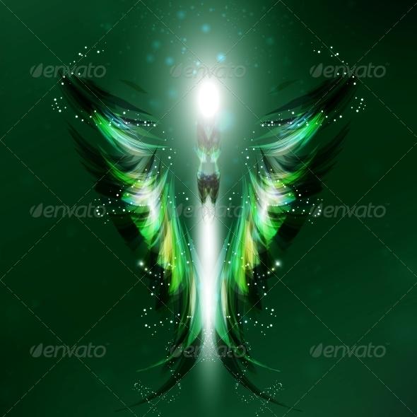 GraphicRiver Angel 4072494