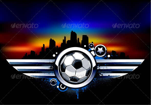 GraphicRiver Sport Background 4073040