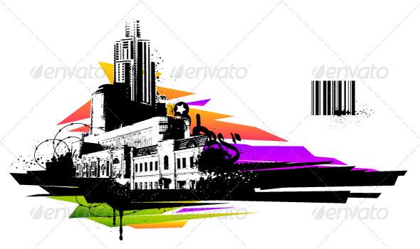 GraphicRiver Urban Design 4073200