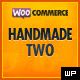 Handmade Two eCommerce WordPress Theme