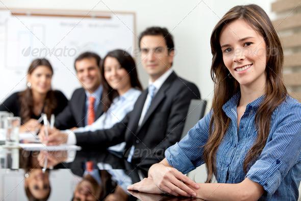 PhotoDune Business meeting 440513