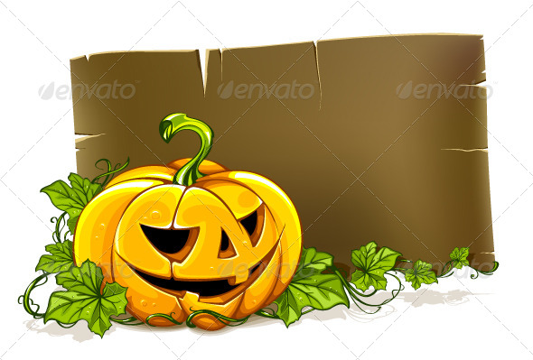 GraphicRiver Halloween Banner 4073872