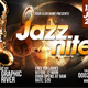 Jazz Nite Flyer Template  - GraphicRiver Item for Sale