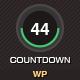 MyCountdown – WordPress Coming Soon Page