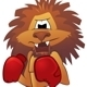 Lion Boxer - GraphicRiver Item for Sale