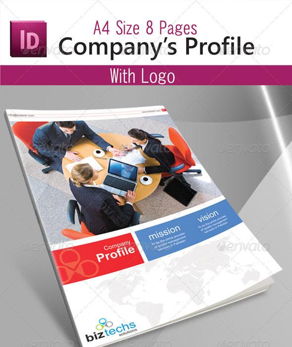 GraphicRiver Company Profile 4076068