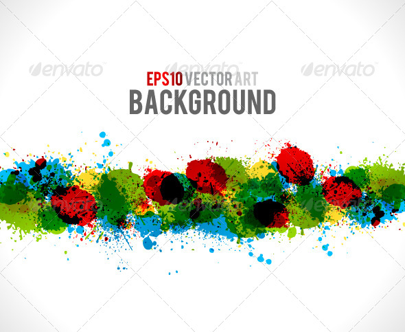 GraphicRiver Abstract Vector Background 4078785