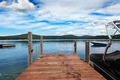 Dock on summer lake - PhotoDune Item for Sale