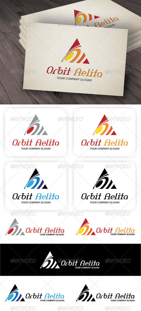 GraphicRiver Orbit A Logo 4021260