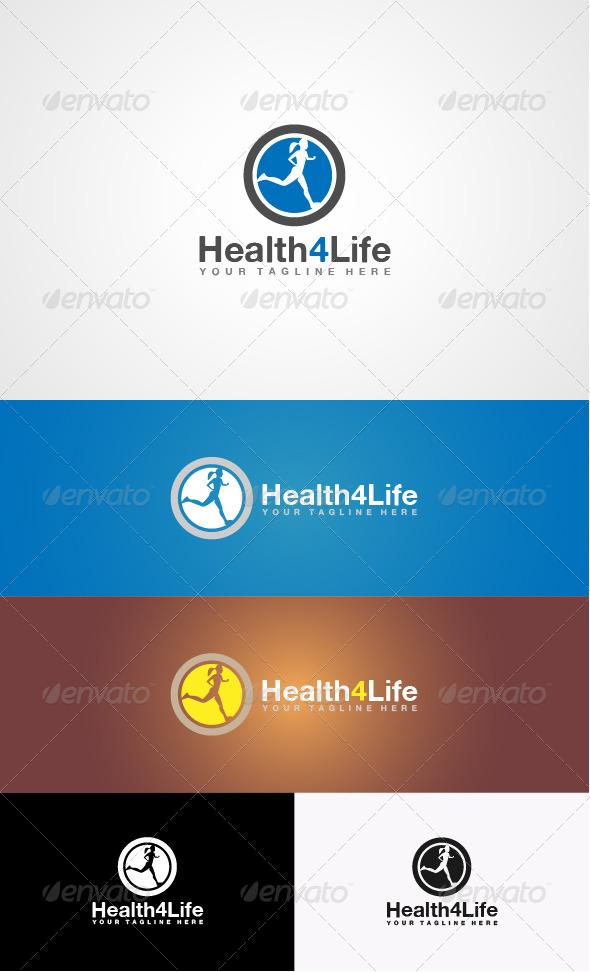 GraphicRiver Fitness Logo 3966543