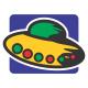 Ufo Media logo - GraphicRiver Item for Sale