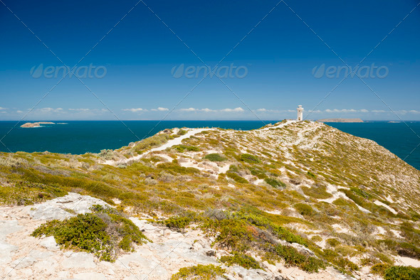 Lighthouse - Stock Photo - Images