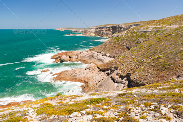 South Australian Coast - Stock Photo - Images