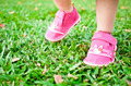 Baby steps on grass - PhotoDune Item for Sale