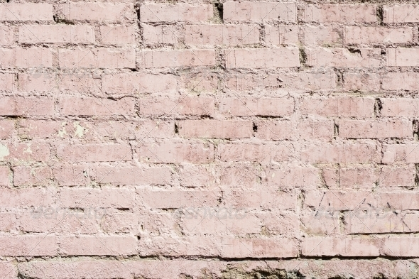GraphicRiver Background high detailed fragment stone pink wall 4080294