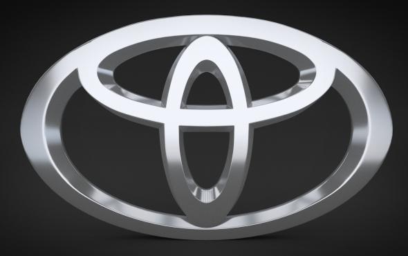 3DOcean Toyota Logo 4081371