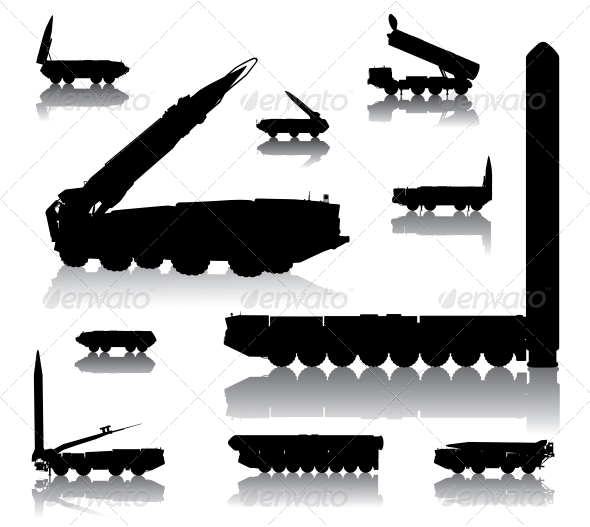 GraphicRiver Launcher Set 4081460