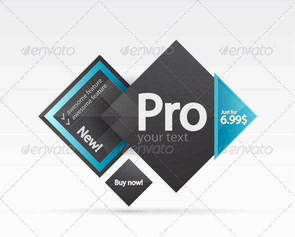 GraphicRiver Modern Web Box 4081537