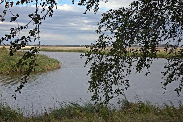 PhotoDune On lake 4082689