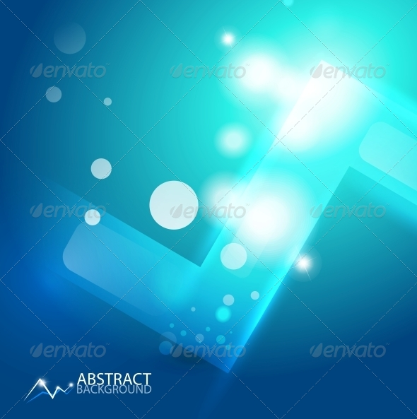 GraphicRiver Vector Abstract Geometric Background 4083385