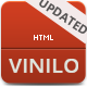 Vinilo - Responsive HTML Template - ThemeForest Item for Sale