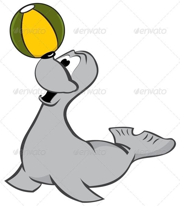 GraphicRiver Circus Seal 4083459