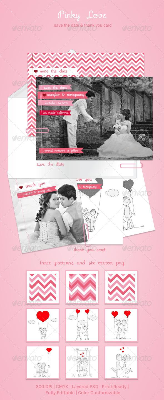 GraphicRiver Pinky Love 4083766