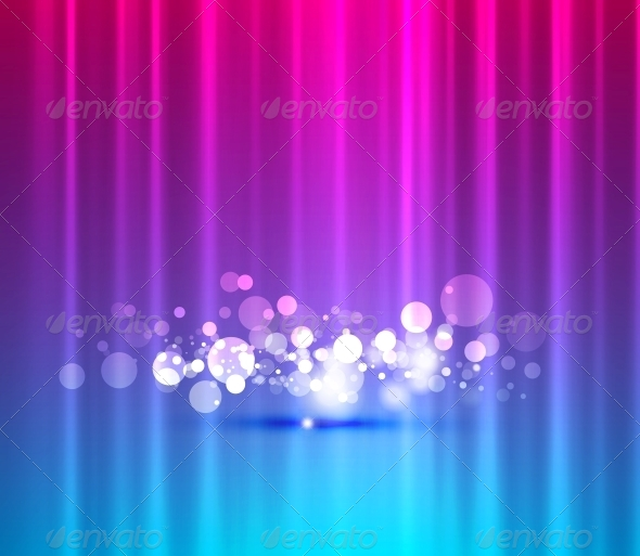 GraphicRiver Abstract Lights Background 4083820