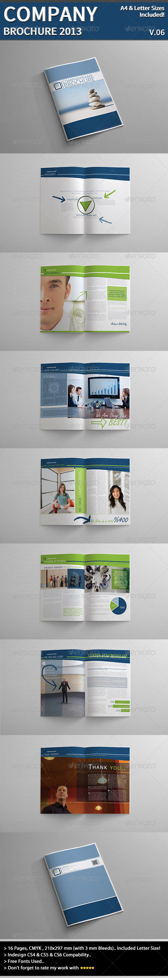 GraphicRiver Company Brochure 2013 Part 06 4083838