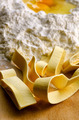 Italian fresh pasta: pappardelle - PhotoDune Item for Sale