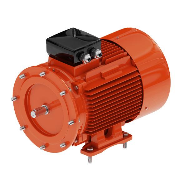 3DOcean Electric Motor 4085592