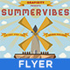 SummerVibes-Retro Summer Poster/Flyer - GraphicRiver Item for Sale