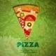 Download Vector Pizza Menu Template