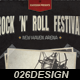 Rock 'N' Roll Flyer / Poster - GraphicRiver Item for Sale