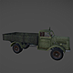 Blitz Opel Truck - 3DOcean Item for Sale