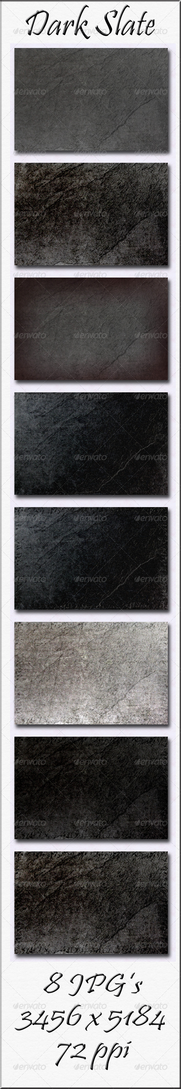GraphicRiver Dark Slate 4087337