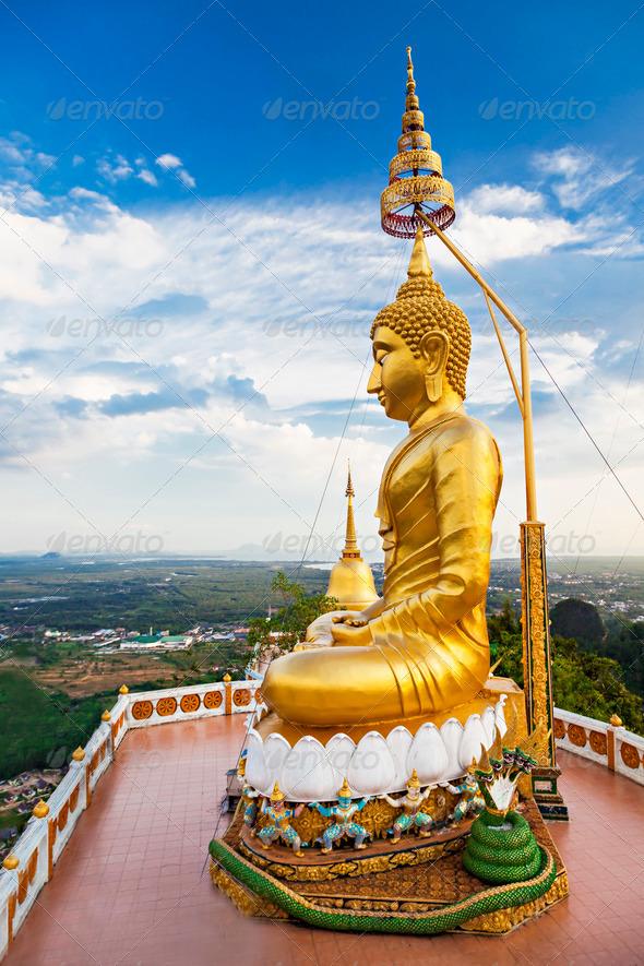PhotoDune Buddha statue 4088368