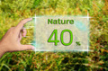natural 40 percent - PhotoDune Item for Sale