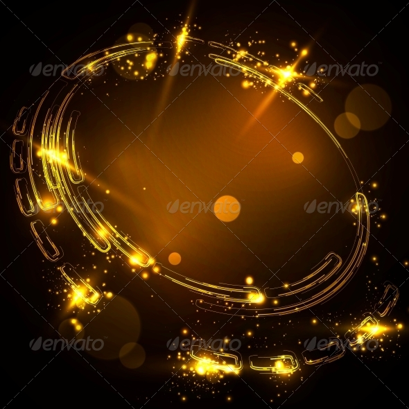 GraphicRiver Abstract Vector Background 4091225