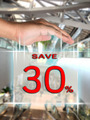 save 30 percent - PhotoDune Item for Sale